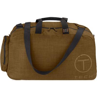 T-Tech Packable Gym Bag, Rust