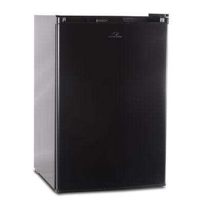 CC 4.5 cuFt Compact Refrigerator Mini Bar Office Fridge Freezer - Black