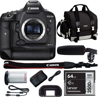 EOS-1D X Mark II Digital SLR Camera Kit