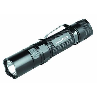 PD32 340 Lumens- Black