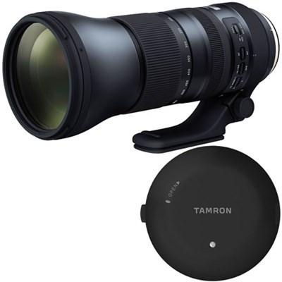 SP 150-600mm F/5-6.3 Di VC USD G2 Zoom Lens w/ TAP-In Console Lens Mount - Canon