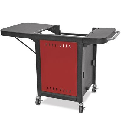 Mr Pizza Oven and Grill Cart