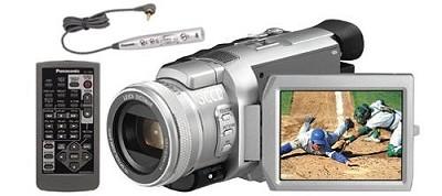 Palmcorder PV-GS400 Mini DV Digital Camcorder