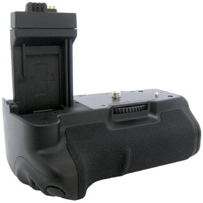 Vertical Battery Grip for Canon Rebel XS, XSi, T1i (Replaces BGE5)