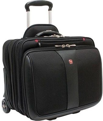 Swissgear PATRIOT Wheeled Computer Case Notebook Carrying Case - OPEN BOX
