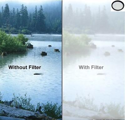 49mm Fog 5 Filter