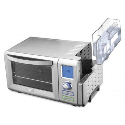 Steam and Convection Oven, Stainless Steel (CSO-300N1)