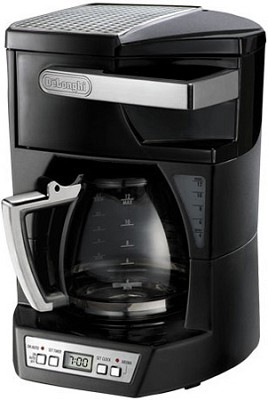 DCF212T - Drip Coffeemaker with Convenient Front Access