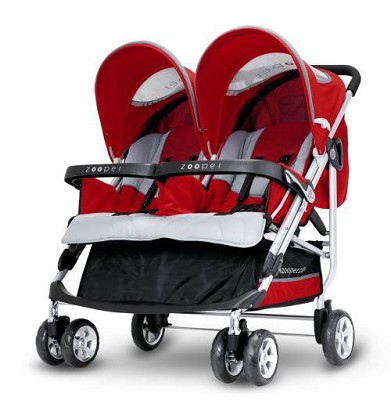 Tango Stroller (Red)