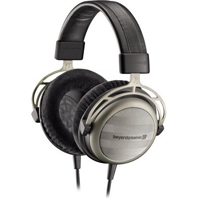 T1 Tesla 600 OHM Audiophile Stereo Headphone