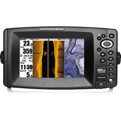 899ci HD SI Combo 7` Color Temp /GPS Sonar Fish Finder