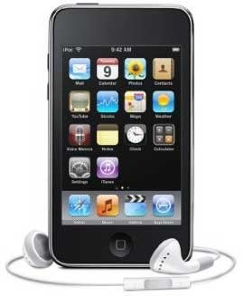 iPod touch 64 GB (3rd Generation)