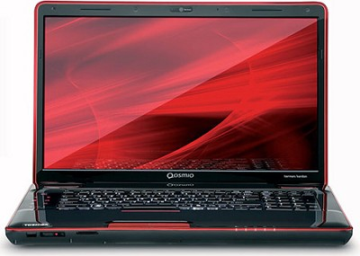 Qosmio X505-Q850 18.4 in Notebook In Stock