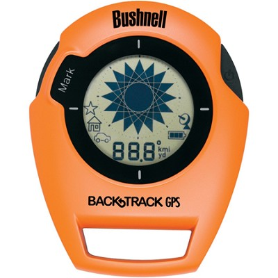 BackTrack Original G2 GPS Personal Locator & Digital Compass Orange/Black 360403