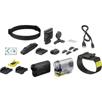 HDR-AS30V Action Cam with Wearable Kit