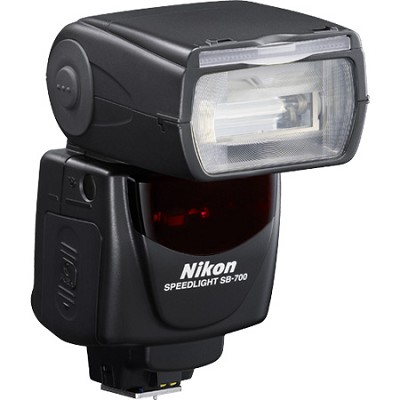 SB-700 AF Speedlight Flash for Nikon DSLR Cameras - Factory Refurbished