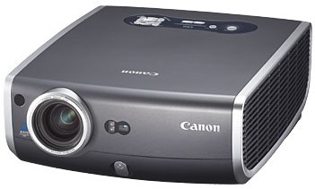 REALiS SX6 LCD Video Projector