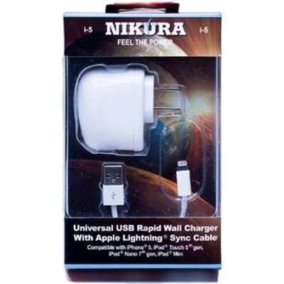 Wall Charger for Ipod/ipad/Iphone 5