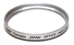 37mm Multicoated UV Protective Filter