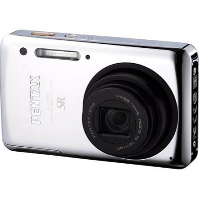 Optio S1 Ultra-Compact Digital Camera - Chrome