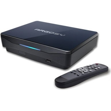 TV Full HD 1080p Home Network Media Player 2TB SATA HDD