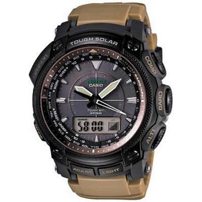 Protrek Automatic Solar Triple Sensor Watch PRW5050BN-5