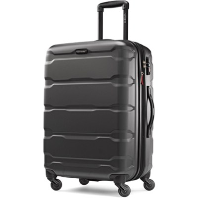 Omni Hardside Luggage 24` Spinner - Black (68309-1041)