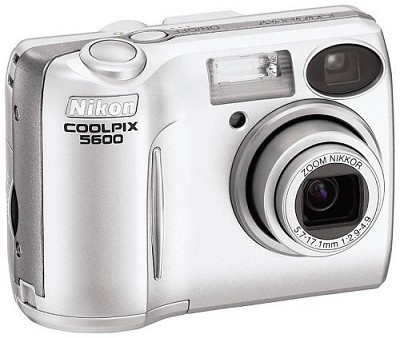 Coolpix 5600 Digital Camera