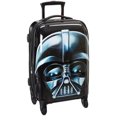 21` Hardside Spinner Suitcase Luggage - Star Wars Darth Vader