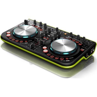 DDJ Series Digital DJ Controller - Green
