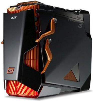 Predator AG7750-U2222 Extreme Gaming Desktop (Black)