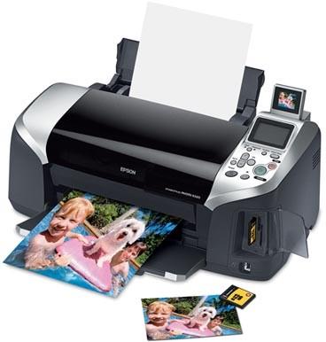 Stylus R320 Photo Printer