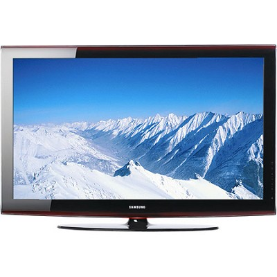 LN19A650 - 19` High-definition LCD TV w/ USB 2.0 Port (Black)