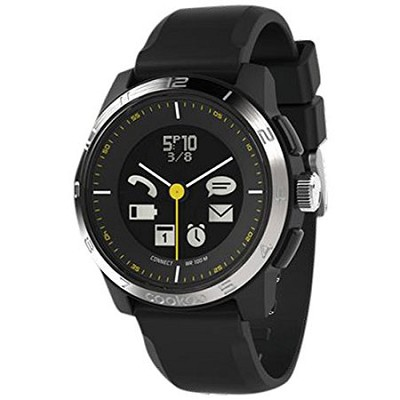 COGITO 2 Smart Connected Watch - Silver
