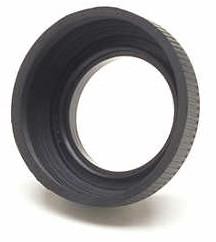 52mm Wide Angle Rubber Lens Hood