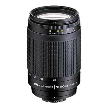 70-300mm F/4-5.6G AF Zoom-Nikkor Lens (Imported)
