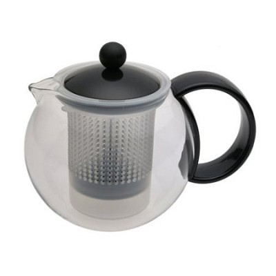 Assam 4-Cup 34 ounce Tea Press Teapot - OPEN BOX