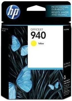 PS HP Officejet 940 Yellow Ink Cartridge