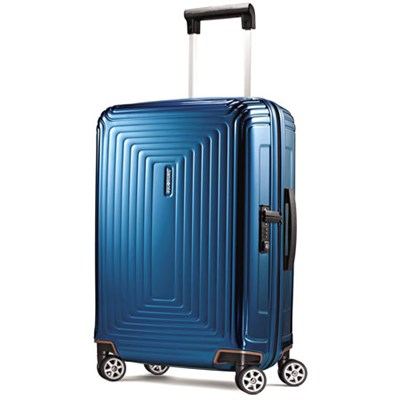 20` Neopulse Hardside Spinner 55/20 - Metallic Blue