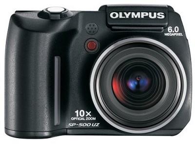 SP-500 UZ Digital Camera