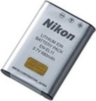 EN-EL11 Lithium Battery for Nikon Coolpix  S560, S550