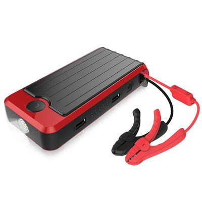 Goliath 24V 800A Portable Power Bank and Lithium Jump Starter - Red/Black