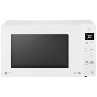 1.3 Cu.Ft. NeoChef Countertop Microwave in Smooth White - LMC1375SW