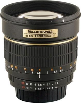 85mm f/1.4 Aspherical Lens for Nikon DSLR Cameras