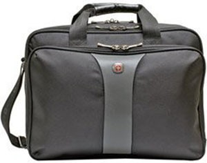 swissgear LEGACY 15IN TOP LOAD TRIPLE GUSSET CASE