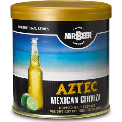 North American Series Aztec Mexican Cerveza Home Brew Pack