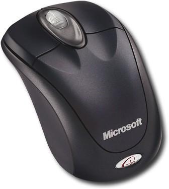 Wireless Notebook Optical Mouse 3000- Slate