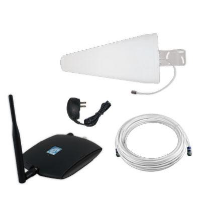 TrioSoho Xtreme Tri-Band AT&T 4G Cell Phone Signal Booster - ZB585X-A