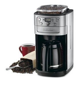 Fully Automatic Burr Grind & Brew