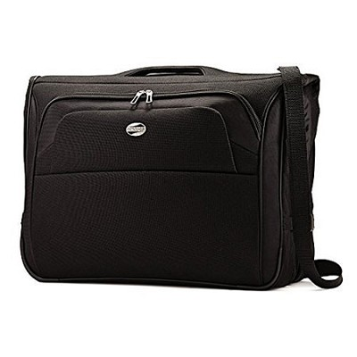iLite Xtreme  Ultra Valet Garment Bag - Black